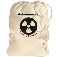 Muhammad's smelly laundry