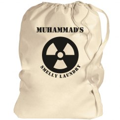 Muhammad's smelly laundry