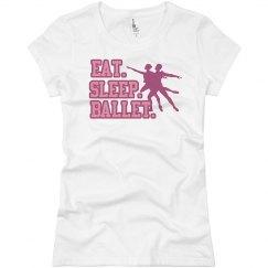 Eat Sleep Ballet