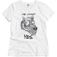 Crazy Wolf
