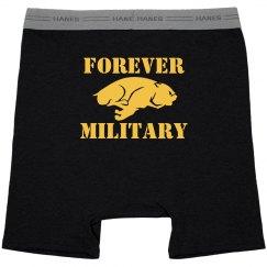 Forever Military Guy