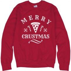 Simple Merry Crustmas