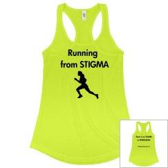 Running from Stigma neon