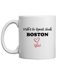 What's about Boston