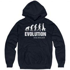 Evolution Dog Walker Hoodie