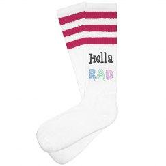 Hella Rad Knee High Socks