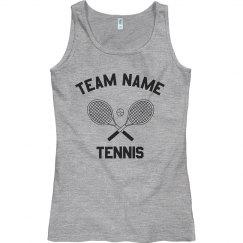 Girls Tennis Tank