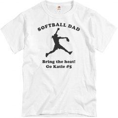 Softball Dad Pride
