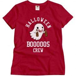 Halloween Booze Crew