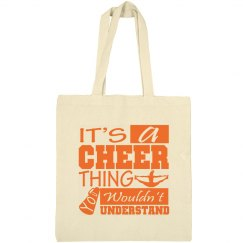 Its a Cheer Thing Tote