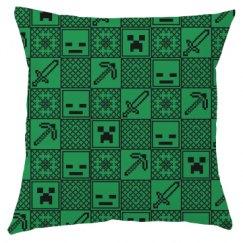Square Men Pillow