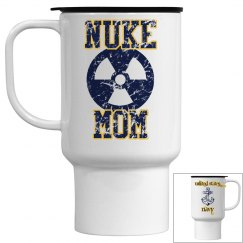 NUKE MOM coffee mug