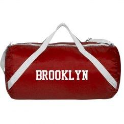 Brooklyn Sports Roll Bag