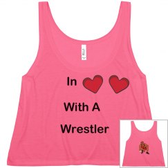 In Love With A Wrestler