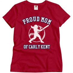 Proud Mom Of Carly