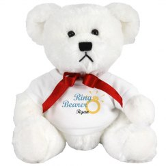Ring Bearer Plush