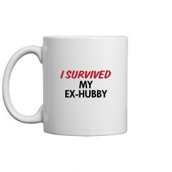 Survived my x-hubby