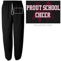 Prout Cheer Sweatpants