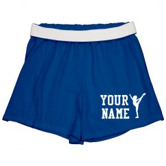customizable cheer shorts