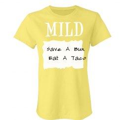 Mild Sauce Packet Costume