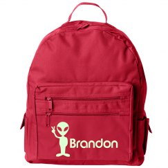 Brandon's Glow Alien