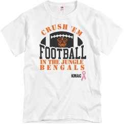 Bengal Cancer Awareness T
