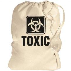 Toxic Laundry Bag