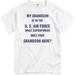 Air Force Grandson
