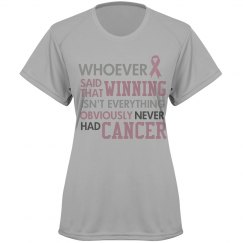Winning Against Cancer