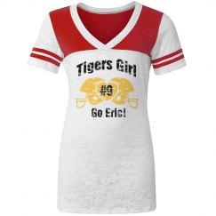 Tigers Girl Football