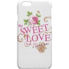 Sweet Love Case