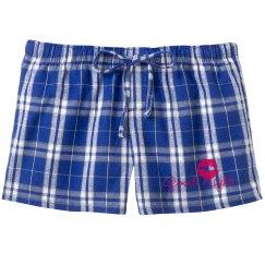 Kiss Me -Shorts