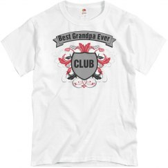 Best grandpa ever club