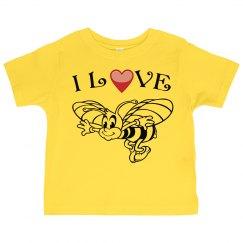 I love Bee's!