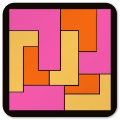 Retro Bright Geometric
