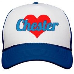 I love Chester