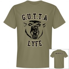 G.U.T.T.A TAN Distressed