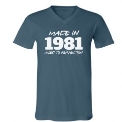 Made in 1981