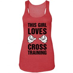 This Girl Loves Cross Training