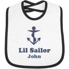 Custom Sailor Bib