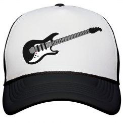 Guitar  Peak Cap