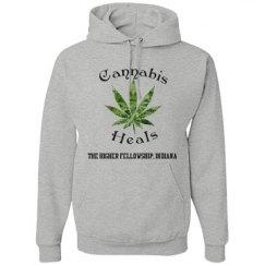 Cannabis Heals Hoodie