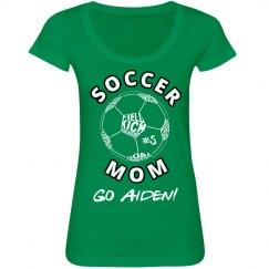 Soccer Fan Mom