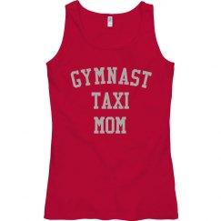Gymnast taxi mom