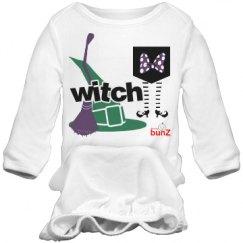 Halloween Witch Sleeper
