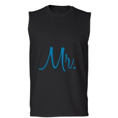 Mr and Mrs Couple's T-Shirt