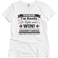Breast Cancer Warrior