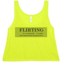 Flirting Keep In Practice