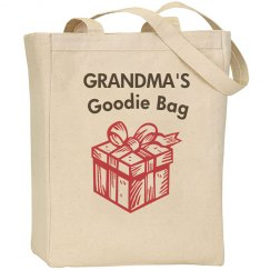 Grandma's goodie bag