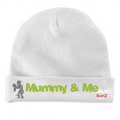 Mummy Halloween Beanie